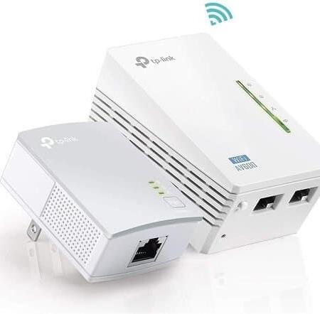 Tp-link Powerline Extender TL-WPA4220KIT