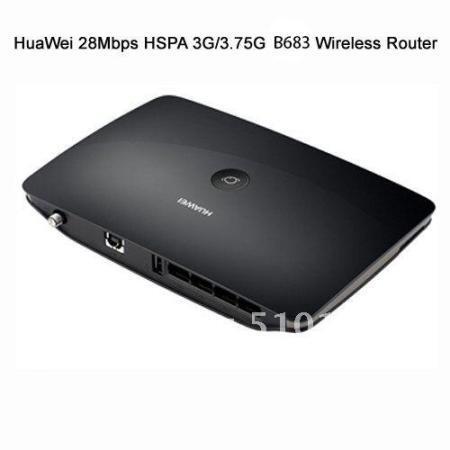 Huawei B683 3G router