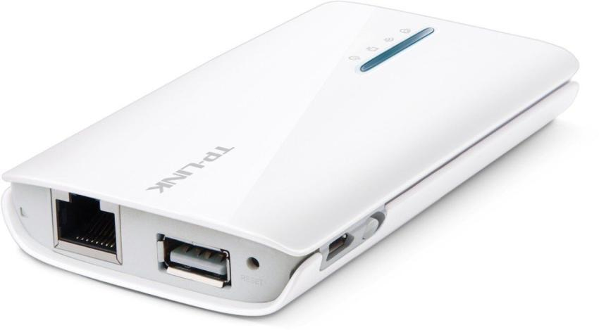 TP-Link TL-MR3040 Portable Battery Powered 3G/3.75G Wireless N Router