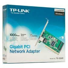 Gigabit PCI Network Adapter Tplink TG-3269