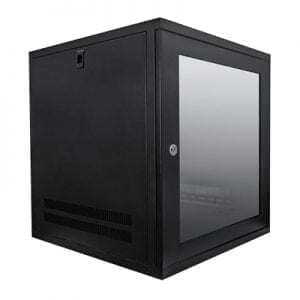 12U Data Cabinet Wall Mounted 19-inch
