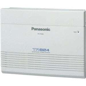 Panasonic KX-TES824 Hybrid PBX System