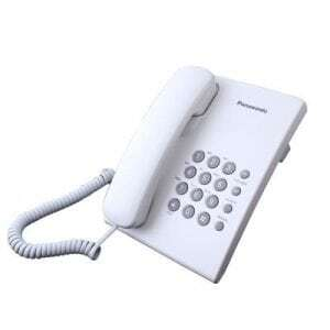 Panasonic KX-TS500 Single Line Corded Telephone
