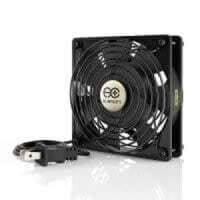 Fans For Wall-mount Cabinets 4U-12U