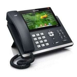 Yealink T48S Ultra-Elegant Gigabit IP Phone