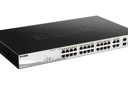 D-Link Smart Switch DES-1210