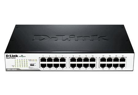 D-Link des-1024d 24 Port