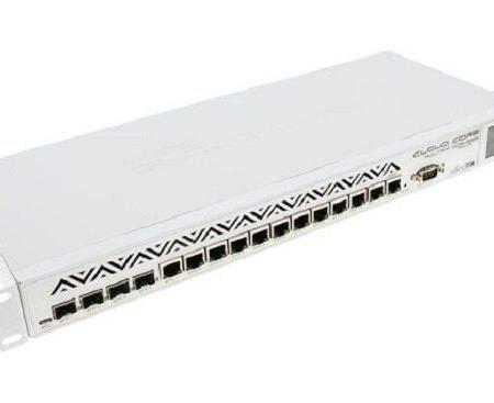 Mikrotik Cloudcore Router CCR1036-12G-4S