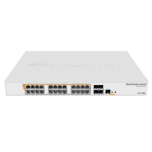 Mikrotik Cloudrouter Switch CRS328-24P-4S+RM