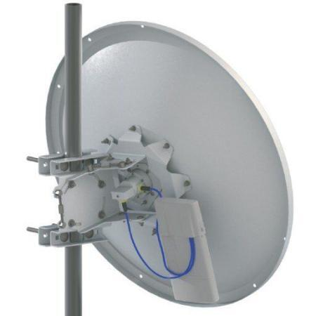 Mikrotik mANT30 Parabolic Dish Antenna with Precision Alignment Mount