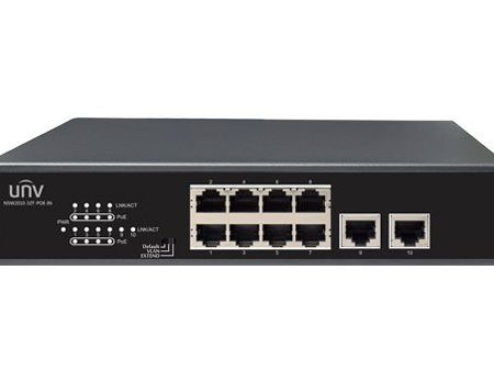 Uniview NSW2010-10T-POE-IN PoE Switch
